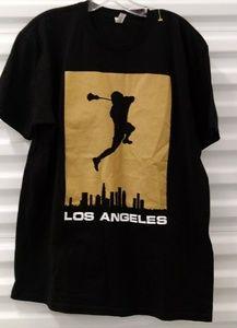 Paul Rabil Lacrosse 2017 Los Angeles Tour Tee L